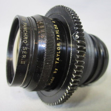 Cooke Speed Panchro Series II f2/75mm Lens for 35mm Movie Camera (No 537562)