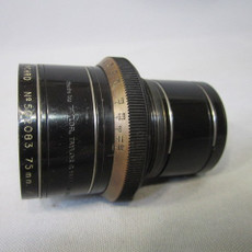 Cooke Speed Panchro f2/75mm Lens for 35mm Movie Camera (No 502083)