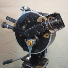 SOLD - Akeley Hand Crank 35mm Movie Camera