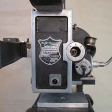 Bell & Howell 2709 Hand Crank 35mm Camera (No 1155) - SOLD