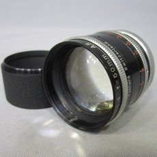 Kern Paillard Switar 1.4/50mm C-Mount Lens (No 291587)