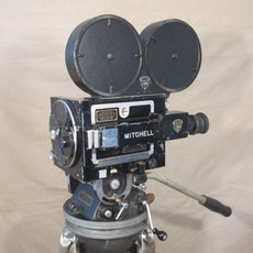 Rackover Mitchell GC Hand Crank 35mm Movie Camera (PL Mount)