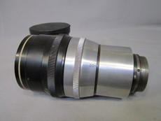 Bausch & Lomb Baltar 2.8/152mm and 25mm Mitchell Bayo Mount 35mm Lens