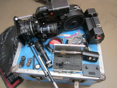 Arriflex BL 35mm Movie Camera - Huge Set!