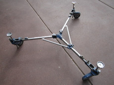 Houston Fearless Tripod Dolly - SOLD