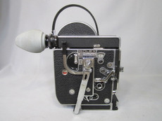 1965 Bolex Rex-4 Reflex H8mm Movie Camera Package (No 219798) - SOLD