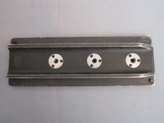 Arri Tripod Adapter Plate - for Bolex, Arriflex, 16mm, 35mm &amp; more!