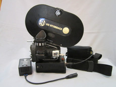 Arriflex Arri IIC Electronic 35mm Camera - Upgraded with Video Tap | Panasonic Battery | High Speed Lee Utterbach 400ft Magazine
