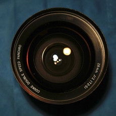 Cooke Double Speed Panchro 2/28mm VistaVision 35mm Lens - SOLD