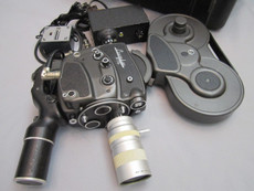 Beaulieu R16 16mm Movie Camera Package | Zoom Lens | Vintage Movie Camera