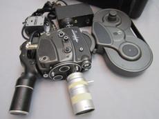 Beaulieu R16 16mm Movie Camera Package | Zoom Lens | Vintage Movie Camera