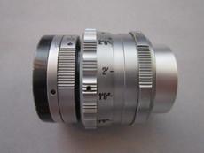SOLD - Kinoptik APO Apochromat 2/25mm C-Mount Lens | Vintage Lens