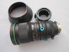 Canon 1.8/9.5-143mm B4-Mount Lens | Zoom Lens | 4/3 Adapter | Movie Camera Lens