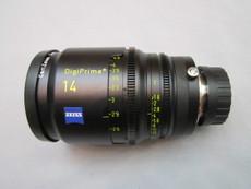 Zeiss Distagon DigiPrime Cine T1.5/14mm Cine Lens | 2K | B4 Mount | HD Lens | Zeiss Distagon | Zeiss Lenses