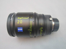 Zeiss Distagon DigiPrime Cine T1.5/20mm Cine Lens | 2K | B4 Mount | HD Lens | Zeiss Distagon | Zeiss Lenses