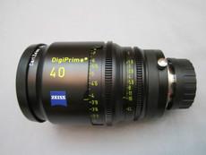 Zeiss Distagon DigiPrime Cine T1.5/40mm Cine Lens | 2K | B4 Mount | HD Lens | Zeiss Distagon | Zeiss Lenses