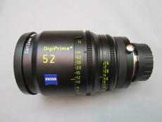 SOLD - Zeiss Distagon DigiPrime Cine T1.5/52mm Cine Lens | 2K | B4 Mount | HD Lens | Zeiss Distagon | Zeiss Lenses