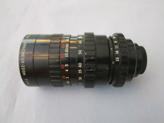 Super 16 Angenieux 2.2/17-68mm C-Mount Zoom Lens (No 198988) | Super 16 Lens | Zoom Lens | Movie Camera Lens