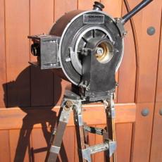 Akeley Hand Crank 35mm Movie Camera