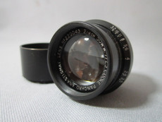 Cooke Speed Panchro 2.5/50mm Lens Cell (No 220043) | 35mm Lens |  Movie Camera Lens
