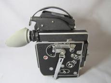 SOLD - 1967 Bolex | Bolex H-16 Rex 5 16mm Movie Camera (No 235031) | Vintage Movie Camera