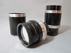 Cooke Anastigmat 4.5/150mm Eyemo Mount Lens (No 183041) | 35mm Movie Camera Lens | Vintage Lens