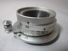 Ernst Leitz Wetzler Leica Summaron 28mm 5.6 Screw Mount L39 Brass Lens | Leica Lens