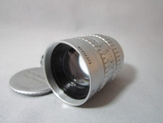 Angenieux 2.5/75mm C-Mount Lens (No 456373) | Movie Camera Lens | Vintage Movie Camera