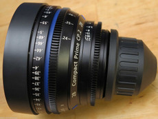 Zeiss CP2 T2.1/28mm Compact Prime Lens | PL Mount | HD Lens | 35mm Lens | Zeiss Lenses