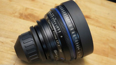 Zeiss CP2 T2.1/50mm Compact Prime Lens | PL Mount | HD Lens | 35mm Lens | Zeiss Lenses