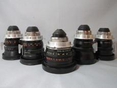 SOLD - Zeiss Distagon Super Speed 5 Lens Set | PL Mount | Zeiss Lenses