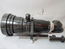 Angenieux 3.5/12-240mm PL Mount Zoom Lens (No 1145885) | Arri Bayo Mount | 16mm Movie Camera Lens