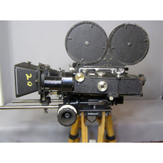 Mitchell 16mm Movie Camera
