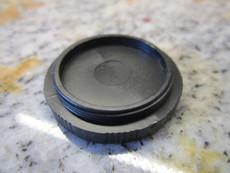 C-Mount Turret Cap for 16mm Movie Cameras