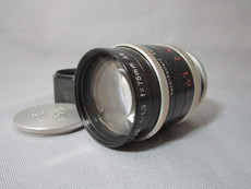 Super 16 Kern Switar H16 RX  1.9 /75mm C-Mount Lens (No 733364) | 16mm Movie Camera Lens