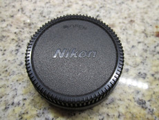 Nikon LF-1 Rear Lens Cap for Digital Camera Lens