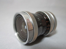 Super 16 Kern Switar H16 RX 1.6 /10mm C-Mount Lens (No 648891) | 16mm Movie Camera Lens