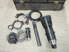 Angenieux Cinema 2.6 / 20 - 120mm R-35 Mount Zoom Lens (No 1286844) | 35mm Movie Camera Lens | Vintage Movie Lens