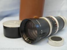 Super 16 Kern Switar Yvar 2.8 /100mm C-Mount Lens (No 1050265) | 16mm Movie Camera Lens