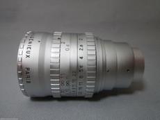 Angenieux 1.5 / 50mm C-Mount Lens (No 1165547)| Vintage Camera Lens