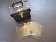 Large Format Lens Frost Filter Set for Arri, Arriflex Zeiss Leica Matte Box