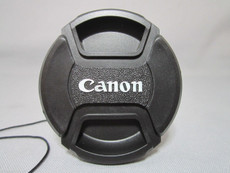 55mm Canon Snap-On Lens Cap