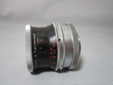 Super 16 Kern Switar H16 RX 1.8 /16mm C-Mount Lens (No 1024471) | 16mm Movie Camera Lens