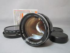 Canon .95 / 50mm Rangefinder Leica M-Mount Lens 6-Bit Code (No 21415)