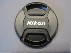 58mm Nikon Snap-On Lens Cap