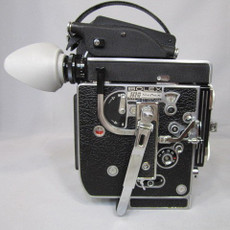 Bolex Rex 5 16mm Movie Camera