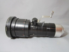 Angenieux 1.6-2.2/9.5-57mm C-Mount Adapter on Arri-Bayo Mount Zoom Lens (No 1389978) | Movie Camera Lens