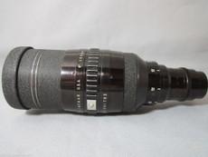 Super-16 Century Tele-Athenar Speed 6-Inch 2.8/150mm C-Mount Lens (No BL1551763)   BMPCC Lens