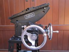 Mini-Worrall Professional Geared Tripod Head #2 | Arri Alex Red Cameras