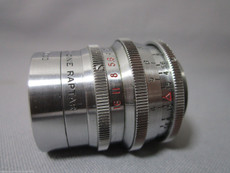 Super-16 Wollensak Cine Rapter 1.5 / 25mm C Mount Lens (No C26983) | Vintage Movie Lens